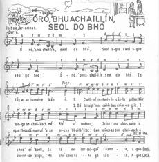Óró 'Bhuachaillín Seol do Bhó